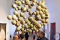 «Теряя гравитацию». Выставка Иевы Круменя. Художественная галерея. Полоцк. 2019 г.